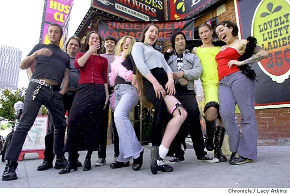 The Worlds only Unionized Strip Club