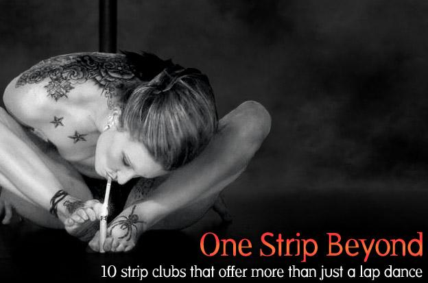 One Strip Beyond